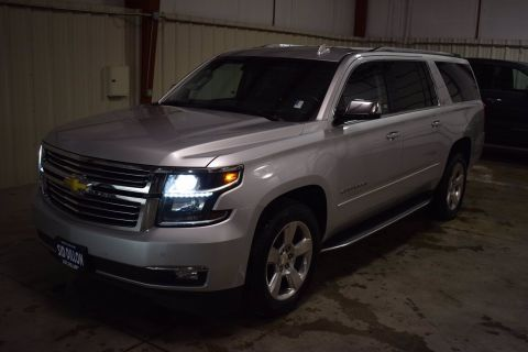 Pre-Owned 2016 Chevrolet Suburban LTZ 4WD SUV