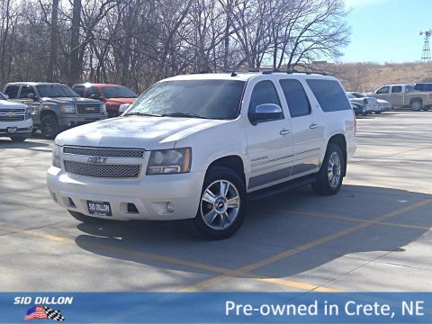 Pre-Owned 2010 Chevrolet Suburban LTZ 4WD SUV