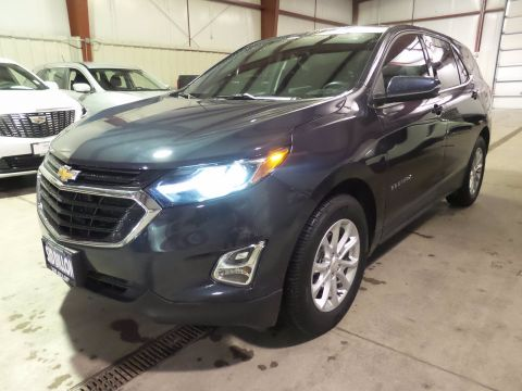 Pre-Owned 2019 Chevrolet Equinox LT FWD SUV