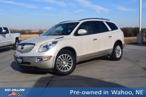 Pre-Owned 2012 Buick Enclave Convenience FWD SUV