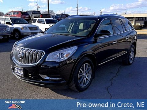 Pre-Owned 2014 Buick Enclave Leather AWD SUV