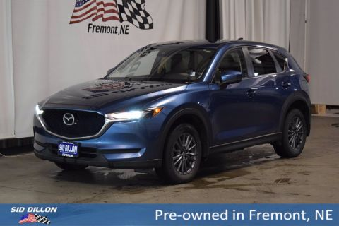 Pre-Owned 2017 Mazda CX-5 Touring AWD SUV