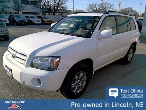 2007 Toyota Highlander 4DR 4WD V6 AT